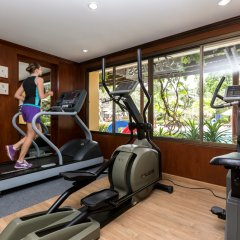 Отель Thara Patong Beach Resort & Spa Таиланд, Пхукет - 7 отзывов об отеле, цены и фото номеров - забронировать отель Thara Patong Beach Resort & Spa онлайн фитнесс-зал фото 2