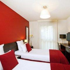 Отель Séjours et Affaires Paris Malakoff Франция, Малакофф - 4 отзыва об отеле, цены и фото номеров - забронировать отель Séjours et Affaires Paris Malakoff онлайн комната для гостей фото 5