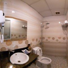 Отель Dang Khoa Sa Pa Garden Вьетнам, Шапа - отзывы, цены и фото номеров - забронировать отель Dang Khoa Sa Pa Garden онлайн ванная