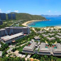 Отель Anantara Sanya Resort & Spa пляж