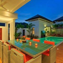 Отель Baannaraya Exclusive Pool Villa Residence детские мероприятия фото 2