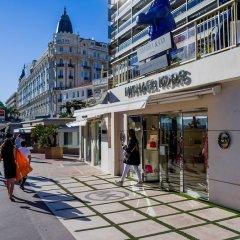 Отель Eden Hôtel & Spa Cannes Франция, Канны - отзывы, цены и фото номеров - забронировать отель Eden Hôtel & Spa Cannes онлайн фото 3