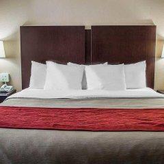 Отель Holiday Inn Express Columbus Downtown США, Колумбус - отзывы, цены и фото номеров - забронировать отель Holiday Inn Express Columbus Downtown онлайн комната для гостей фото 4