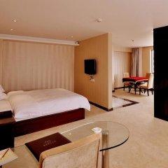 Отель Jinxing Holiday Hotel - Zhongshan Китай, Чжуншань - отзывы, цены и фото номеров - забронировать отель Jinxing Holiday Hotel - Zhongshan онлайн комната для гостей