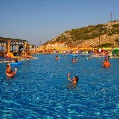 Отель Aqua Sun Village Греция, Херсониссос - отзывы, цены и фото номеров - забронировать отель Aqua Sun Village онлайн пляж