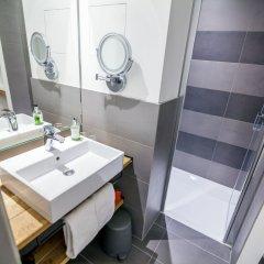 Отель FELIX Suiten im Lebendigen Haus am Augustusplatz ванная фото 2