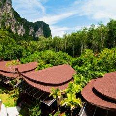 Курортный отель Aonang Phu Petra Resort Ао Нанг балкон