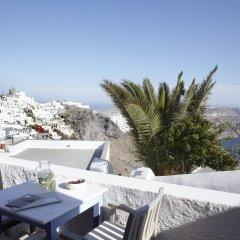 Отель Honeymoon Petra Villas балкон