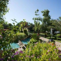 Отель Limak Arcadia Golf & Sport Resort - All Inclusive Белек приотельная территория