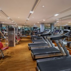 ITC Maurya, a Luxury Collection Hotel, New Delhi фитнесс-зал фото 2
