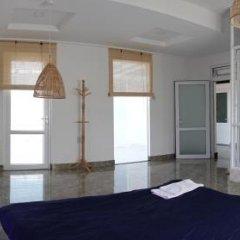 Отель LeuLeu Mountain View Villa & Camping Далат комната для гостей фото 5