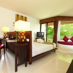 Отель Nai Yang Beach Resort & Spa 4* Улучшенный номер с различными типами кроватей фото 3