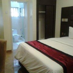 Отель Best Choice Hotel & Suites Enugu Нигерия, Энугу - отзывы, цены и фото номеров - забронировать отель Best Choice Hotel & Suites Enugu онлайн комната для гостей фото 3