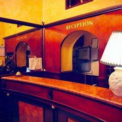 Отель Tre Stelle Рим интерьер отеля