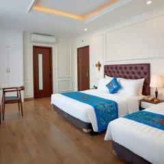 Grand Dragon Hotel Hanoi комната для гостей фото 4