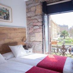 Отель Pension Aldamar Сан-Себастьян комната для гостей фото 4