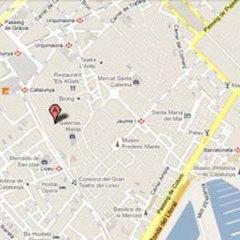 Отель City-Stays Portaferrissa Apartment Испания, Барселона - отзывы, цены и фото номеров - забронировать отель City-Stays Portaferrissa Apartment онлайн городской автобус