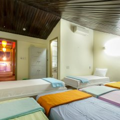 Отель Mr Che Backpackers сауна