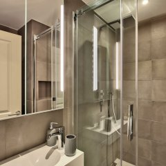 Отель 75 - Paris Assas ванная