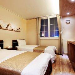 Отель Co-Op Residence Uljiro Сеул комната для гостей