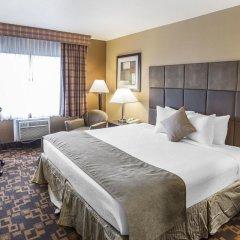 Отель Quality Inn & Suites Denver Stapleton комната для гостей фото 5