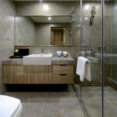 Отель Park City Hotel Китай, Сямынь - отзывы, цены и фото номеров - забронировать отель Park City Hotel онлайн ванная фото 2