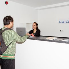 Galaxy Star Hostel Barcelona интерьер отеля