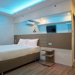 Отель Red Planet Bangkok Surawong комната для гостей фото 5