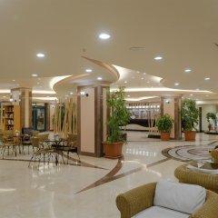 Miramare Queen Hotel Турция, Сиде - 1 отзыв об отеле, цены и фото номеров - забронировать отель Miramare Queen Hotel - All Inclusive онлайн интерьер отеля фото 2