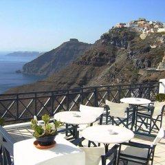Отель Santorini Reflexions Volcano питание фото 3