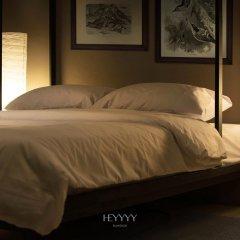 Heyyyy Bangkok - Hostel сейф в номере