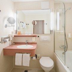 Отель Am Nockherberg Германия, Мюнхен - отзывы, цены и фото номеров - забронировать отель Am Nockherberg онлайн ванная фото 2