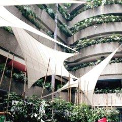 Отель Real Del Sur Мехико парковка