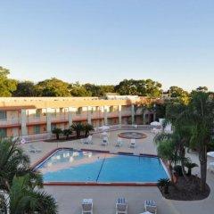 Отель Clarion Inn & Suites Clearwater балкон