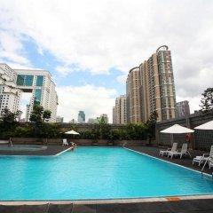 Отель Century Plaza Hotel Китай, Шэньчжэнь - отзывы, цены и фото номеров - забронировать отель Century Plaza Hotel онлайн бассейн фото 2