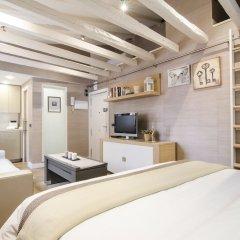 Апартаменты Apartments Dreammadrid City Center Sol комната для гостей фото 3