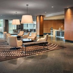 Отель Hyatt Regency Pittsburgh International Airport интерьер отеля