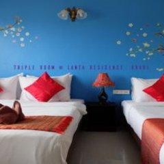 Отель Lanta Residence Boutique Ланта детские мероприятия фото 2