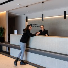 Hotel Las Terrazas интерьер отеля