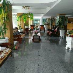 Отель Diamond Sweet Бангкок интерьер отеля
