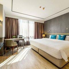 Отель Well Hotel Bangkok Таиланд, Бангкок - отзывы, цены и фото номеров - забронировать отель Well Hotel Bangkok онлайн комната для гостей фото 2