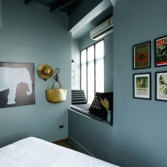 Отель Bangkok Bed And Bike Бангкок удобства в номере фото 2