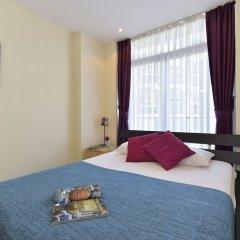 Отель Churchill Nike Apartments Великобритания, Лондон - отзывы, цены и фото номеров - забронировать отель Churchill Nike Apartments онлайн комната для гостей фото 17