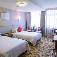 Отель Shenzhen Uniton Hotel Китай, Шэньчжэнь - отзывы, цены и фото номеров - забронировать отель Shenzhen Uniton Hotel онлайн комната для гостей фото 2