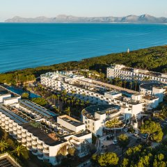 Отель Iberostar Albufera Playa Испания, Плайя-де-Муро - 1 отзыв об отеле, цены и фото номеров - забронировать отель Iberostar Albufera Playa онлайн пляж