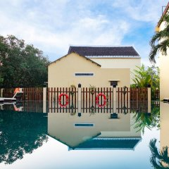 Silk Luxury Hotel & Spa бассейн