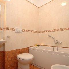Отель Da Bruno Италия, Венеция - отзывы, цены и фото номеров - забронировать отель Da Bruno онлайн ванная
