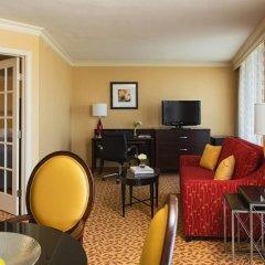 Отель Chicago Marriott Oak Brook комната для гостей фото 3