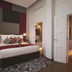 Отель Le Méridien Singapore, Sentosa комната для гостей