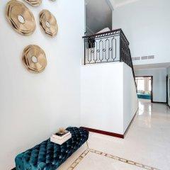 Отель Dream Inn Dubai-Luxury Palm Beach Villa удобства в номере фото 2